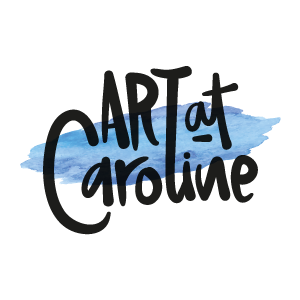 Art At Caroline Logo